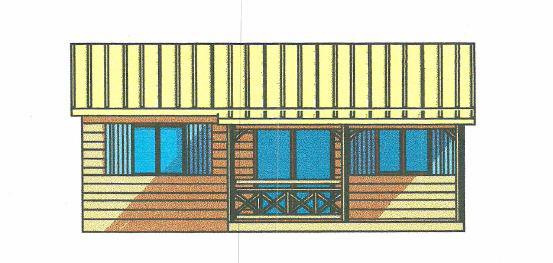Maison en bois en kit a monter soi meme crdit photo felipe orvi crdit photo felipe orvi maison - Maison en bois en kit a monter soi meme ...